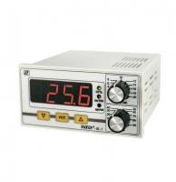 Терморегулятор Ратар-02-1 с аварийным реле для отопительных котлов