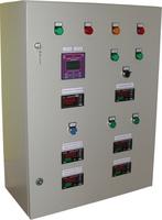 Щит контроля, регистрации и индикации параметров системы утилизации тепла (СУТ)