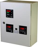 Щит управления и автоматики утилизатора выхлопных газов