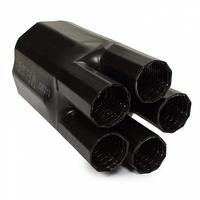 Термоусаживаемая перчатка ТУп 5-2 (530) сечение  70-120мм2  80/33 (К) ЗЭТА кабельная