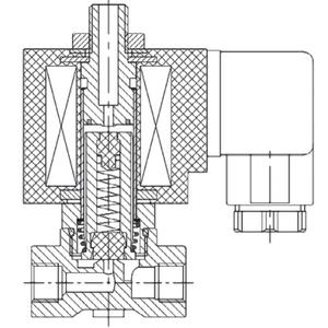 AR-YCG31-162-GBV ASEx543 =12 | Клапан электромагнитный (соленоидный) трехходовой