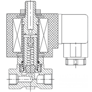 AR-YCG31-302-GBV ASEx543 =12 | Клапан электромагнитный (соленоидный) трехходовой