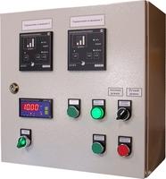 Блок управления и индикации уровня жидкости