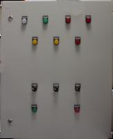 Шкаф управления камерой окраски (шкафы управления линией окраски с конвейером)