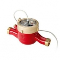 Общедомовой счетчик воды ZENNER MTWI с импульсным выходом без присоединительного комплекта