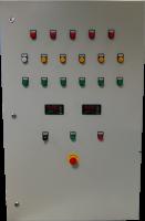 Шкаф полимеризации (шкафы управления линией окраски с конвейером)