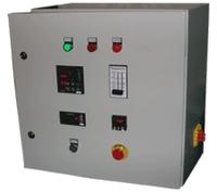 Блок испытания погружных нагревателей для нефтяных скважин