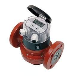 Счетчик топлива Aquametro Contoil VZF 25 FL 180/40 180451