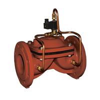 Мембранный соленоидный клапан с пилотным управлением АСТА Р01/04
