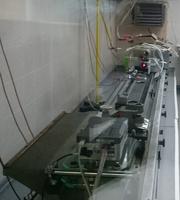 Метрологический комплекс для контроля точности датчиков линейного перемещения