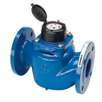 Водосчетчик Minol Zenner WS-N-K 40°C, DN 100, Qn 60, L 360 mm